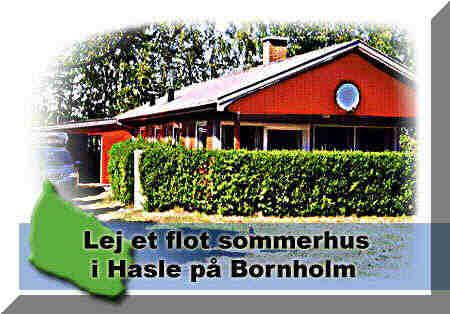 cykelferie på bornholm